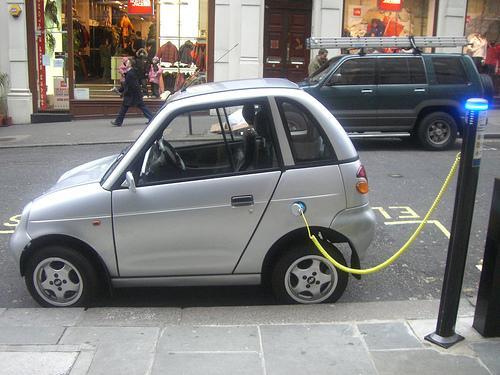 Producción de automoviles electricos en el mundo