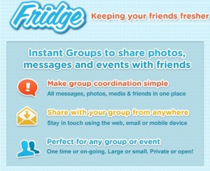 Como crear una red social propia con Fridge