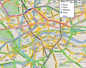 Google Transit Madrid, Turín, Boston…(nuevas ciudades)