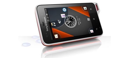 Sony Ericsson Xperia Active, características y precios