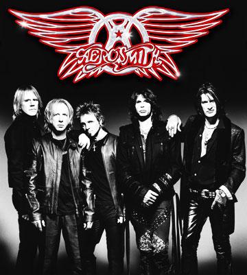 Pagina Oficial de Aerosmith