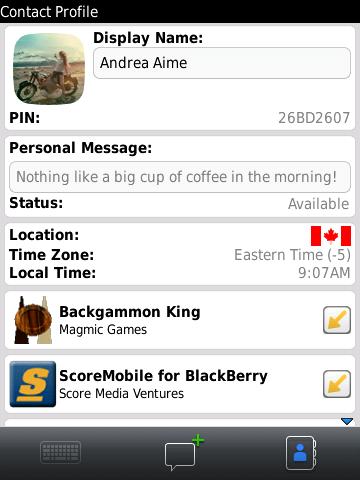 Blackberry Messenger 6   Descarga Blackberry App World