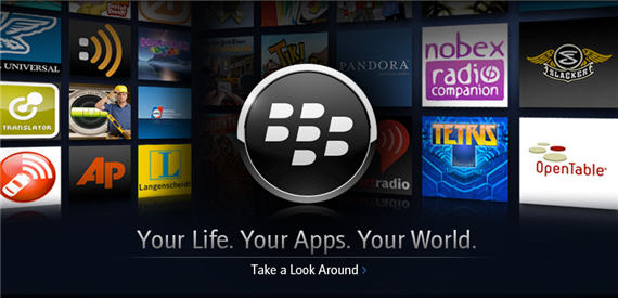 Descargar Twitter para blackberry V2.0.0.16