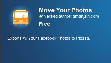 Como pasar fotos de Facebook a Google+ |  Move Your Photos