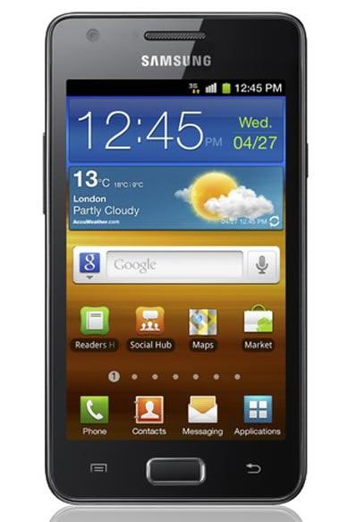 Samsung Galaxy R lanzamiento Oficial