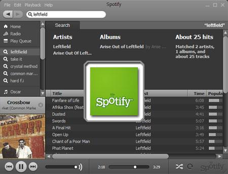 Spotify  Bajar canciones gratis de Spotify