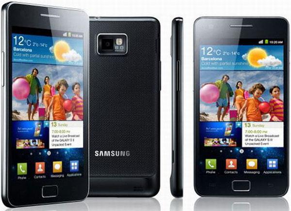 Samsung Galaxy S II con Movistar Argentina