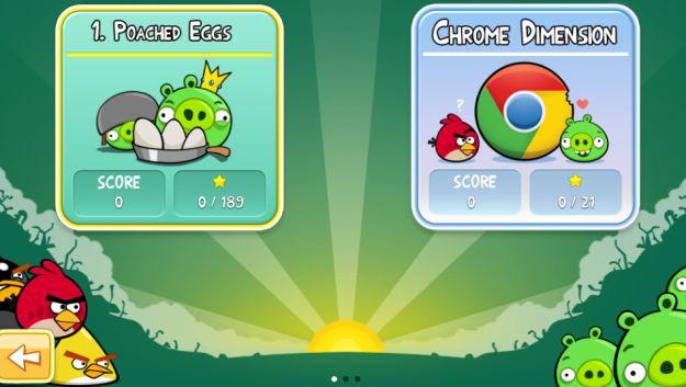 Jugar Angry Birds en Google+ ya es posible
