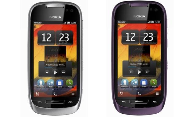 Nokia 701   Celular con la pantalla mas brillante del mercado