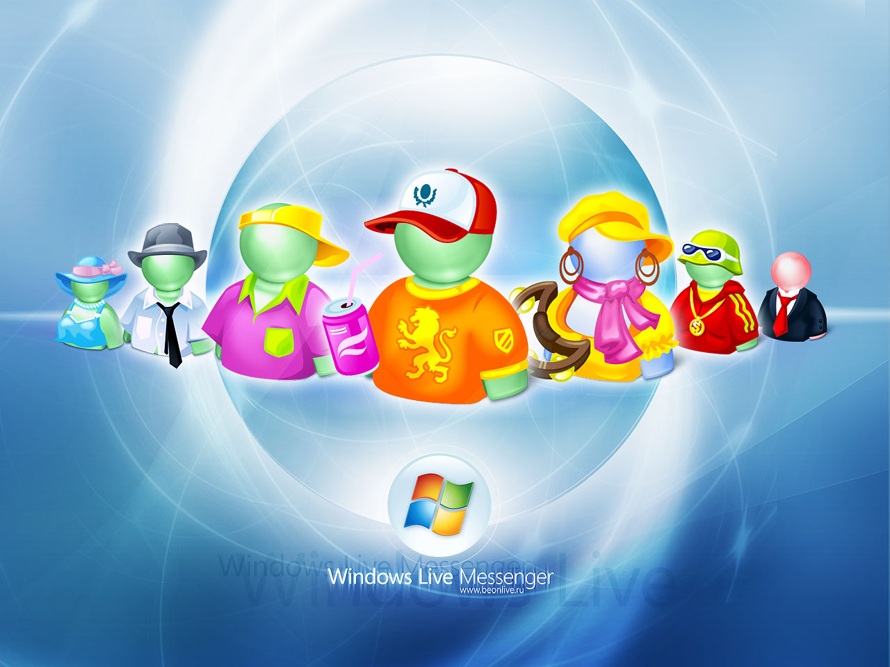 Como se cambia el Nick en Windows Live Messenger