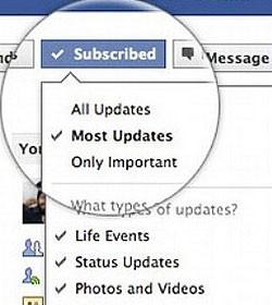 Suscripciones Facebook | Que son las suscripciones de Facebook