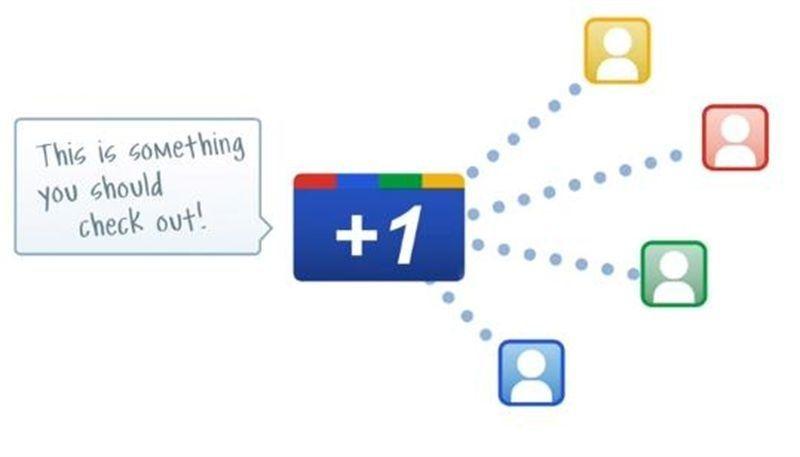 El botón +1 de Google en todas la paginas