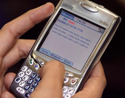 Enviar mensajes online | Personal SMS