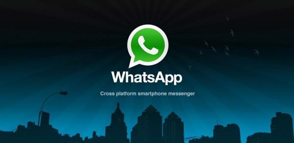 Actualización WhatsApp Messenger para mensajes gratis