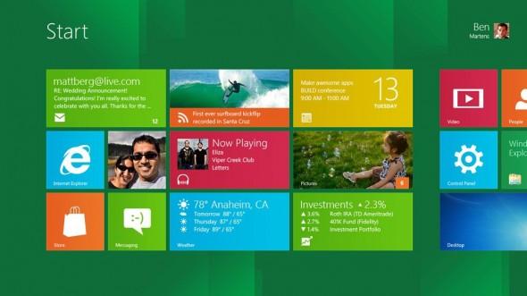 Como instalar Windows 8 preview con Virtual Box
