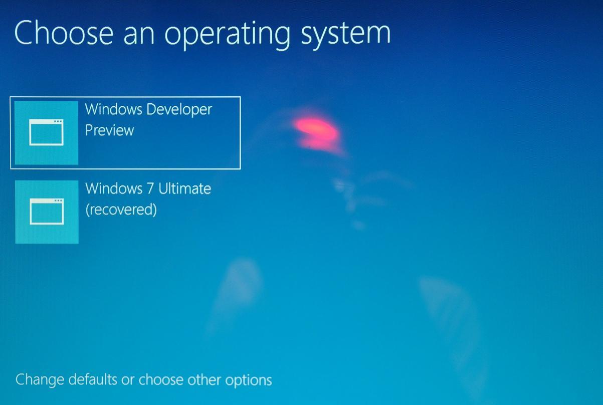 Instalar Windows 8 con arranque dual