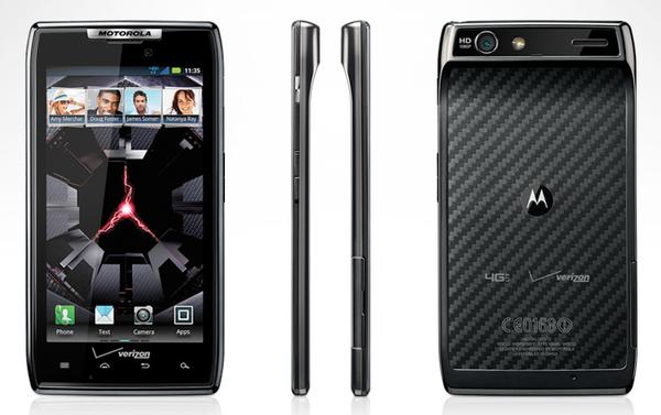 Nuevo Motorola Droid Razr precio y características