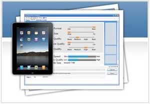 Conversor de vídeos para iPad sencillo y efectivo