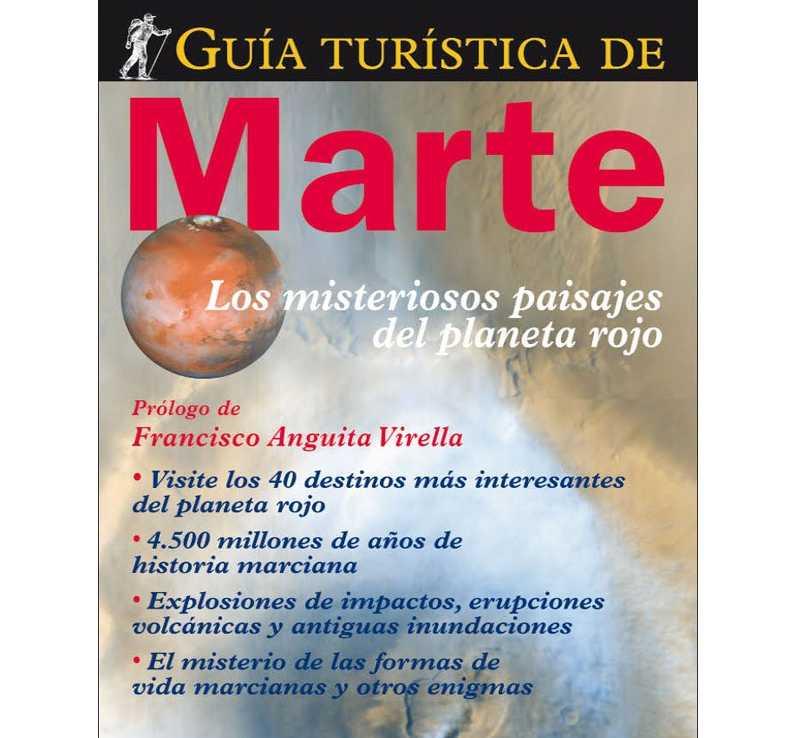 Guía turística del planeta Marte