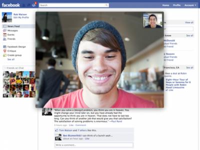 Vídeo conferencias Facebook | Hacer videollamadas en Facebook