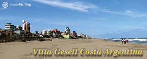 Las playas mas elegidas de la argentina desarrollo actual for Temperatura actual en villa gesell