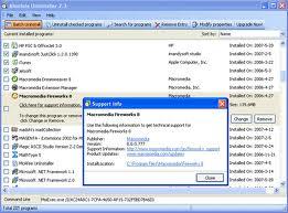 Como desinstalar varios programas simultáneanente en Windows