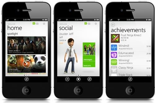 My Xbox LIVE: aplicación oficial de Microsoft para iOS