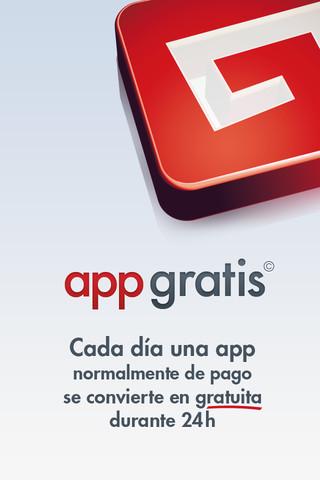 Aplicaciones de pago gratis para iPhone cada 24 horas con AppGratis