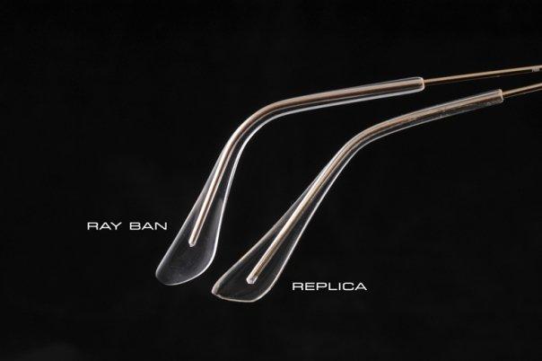 diferenciar gafas ray ban originales