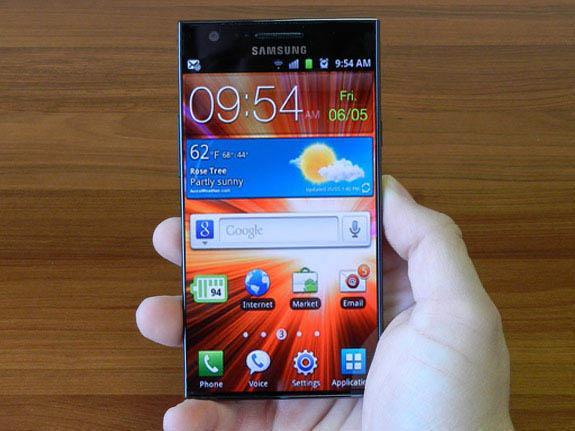 Samsung Galaxy B , lo nuevo de Samsung sin bordes