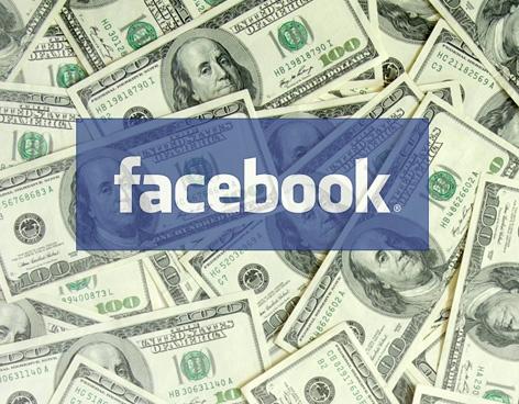 Cotización de Facebook en la Bolsa de valores