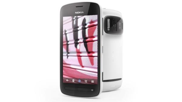 Nokia 808 PureView con cámara super HD de 41 MP
