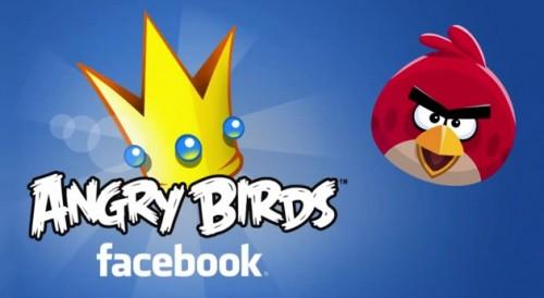 Jugar en Facebook Angry Birds ya es posible