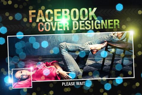 Crear imágenes para la portada de Facebook con Facebook Cover Designer