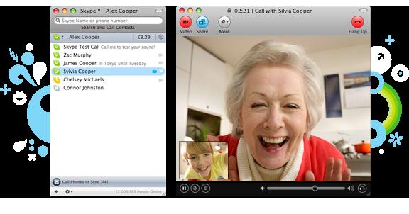 Actualización de Skype para Mac y Windows con novedades