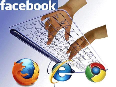 5 Atajos de teclado para Facebook