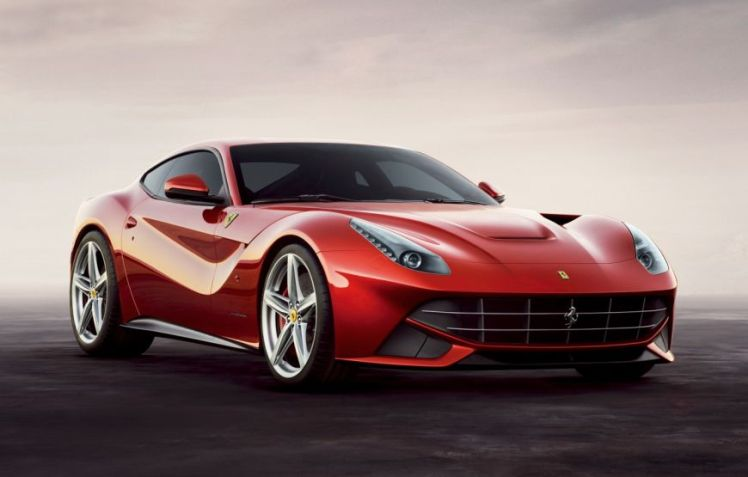 Ferrari F12 Berlinetta, la Ferrari mas rápida del mundo