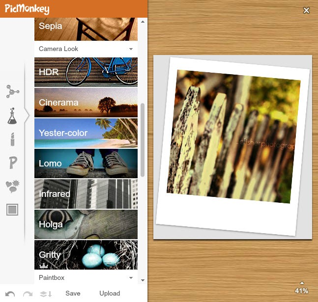 Editar online tus fotos con PicMonkey