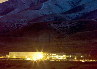 El centro de espionaje mas grande del mundo es descubierto