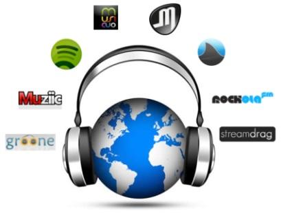 10 Formas para escuchar Musica gratis en línea