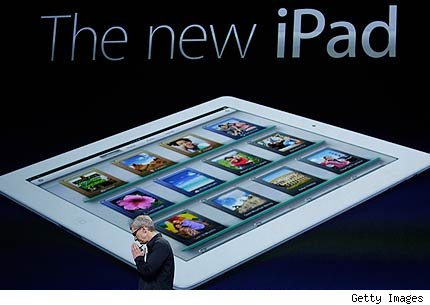 El nuevo iPad (The New iPad) asi es el ipad 3