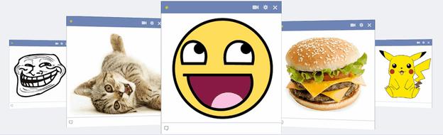 Crear emoticones para Facebook muy fácilmente