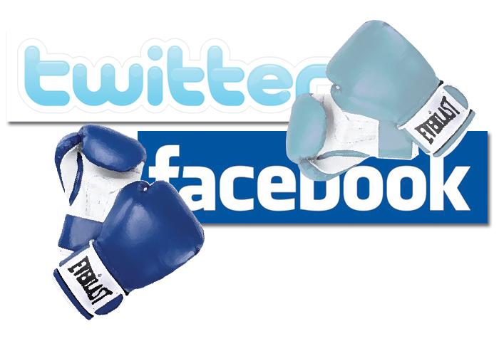 Diferencias entre Facebook y Twitter | Redes sociales vs redes de contenido