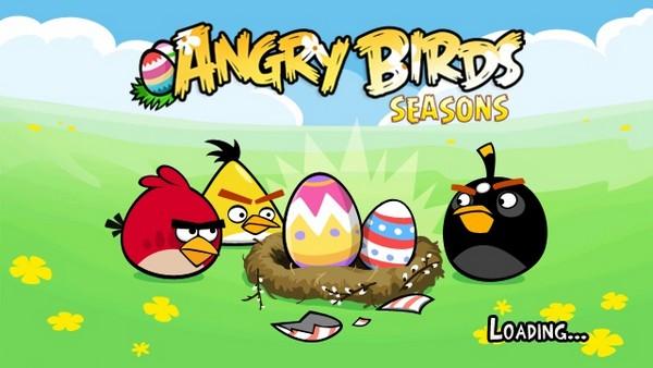 Conseguir huevos de pascua en Angry Birds para Facebook