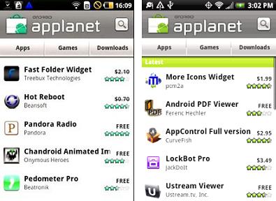 Applanet para Android APK, descarga de aplicaciones de pago gratis