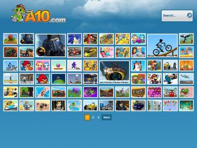 A10.com juga tus juegos preferidos en línea