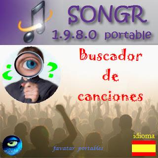 Songr: Buscador de canciones MP3