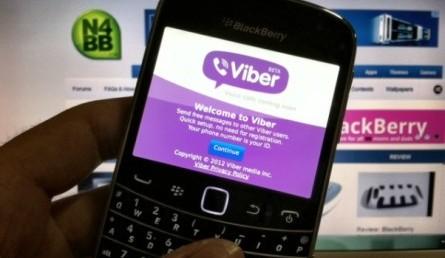 Viber para Blackberry y Windows Phone (descarga)