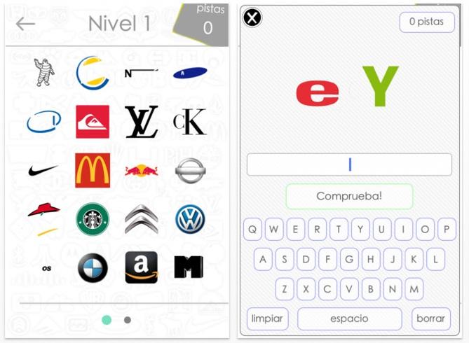 Logos Quiz Game (descargar juego)