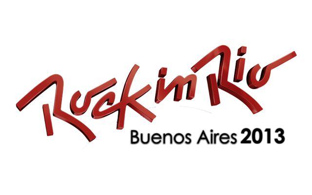 Rock in Rio 2013 Buenos Aires Argentina